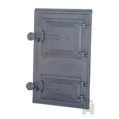 Чугунная дверца DPK11 H1613