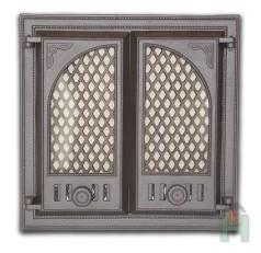 Дверца чугунная Halmat 0303