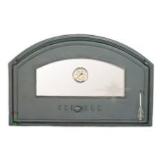 Дверца со стеклом и термометром левая DCHD3T H1307
