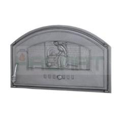 Дверца глухая правая Хозяюшка H1310
