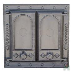 Дверца глухая двустворчатая DW8 H1508