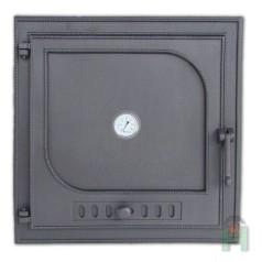 Дверца глухая левая с термометром DW9 H1519