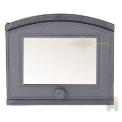 Дверца со стеклом левая DP1 H1801