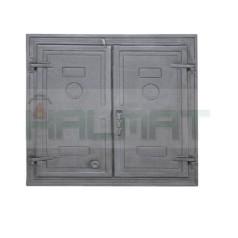 Дверца двустворчатая глухая DW3 H1503