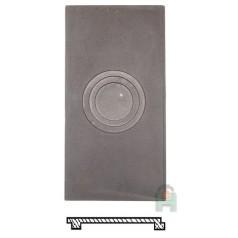 Чугунная кухонная плита Р4 H2604