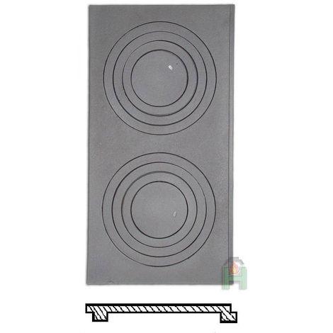 Чугунная кухонная плита Р5 H2605