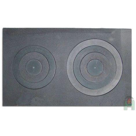 Чугунная кухонная плита L6 H2636
