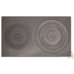 Чугунная кухонная плита L3 H2633