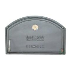 Дверца с термометром глухая правая H1304