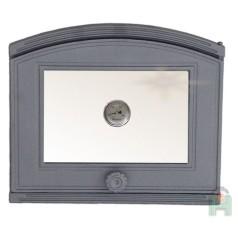 Дверца со стеклом и термометром правая DP2T H1804