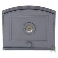 Дверца глухая с термометром левая DP3T H1807