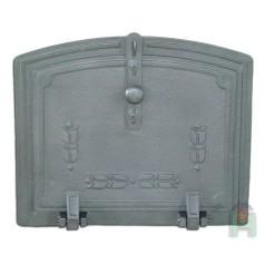 Дверца духовки глухая откидная H1811