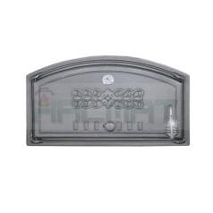 Дверца глухая левая с термометром DCH1Т H1003