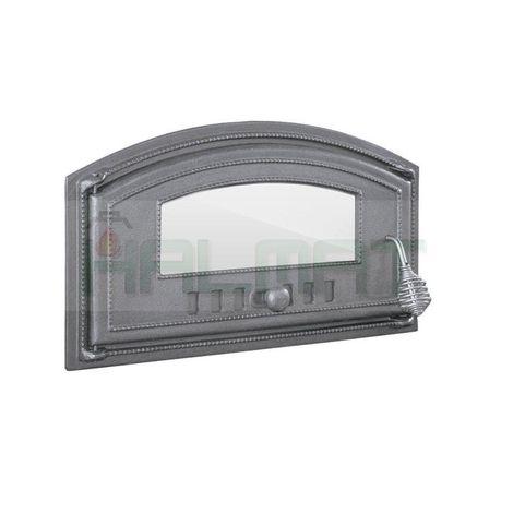 Дверца со стеклом левая DCH3 H1005