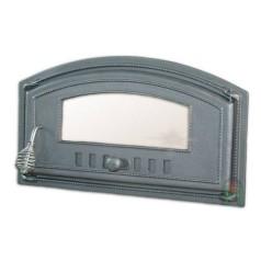 Дверца со стеклом правая DCH4 H1006