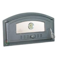 Дверца левая со стеклом и термометром DCH3Т H1007