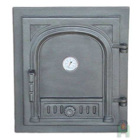 Дверца с термометром глухая правая DW2T H1525