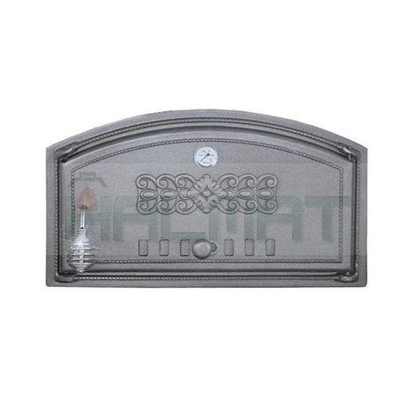 Дверца с термометром глухая правая DCH2T H1004