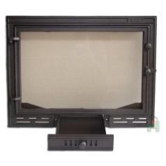 Дверца со стеклом FPL1 H0321
