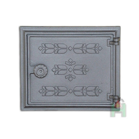 Дверца зольника DPK12 H1614