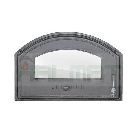 Дверца со стеклом левая H1305