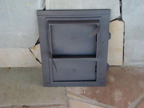 H1602 - Дверца печи с зольником