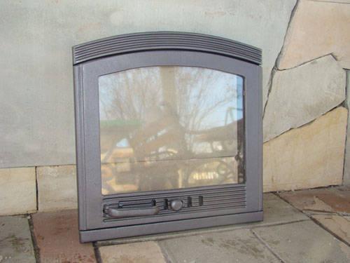 H0305 - Дверца со стеклом АРКА