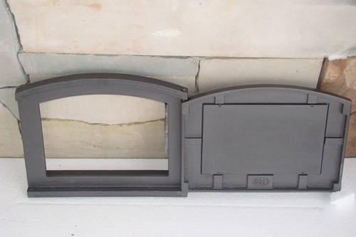 H1806 - Дверца глухая правая