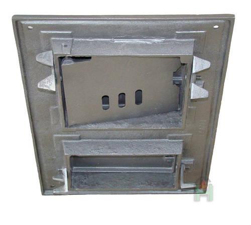 H3601 HUBOS - Герметичная чугунная дверца