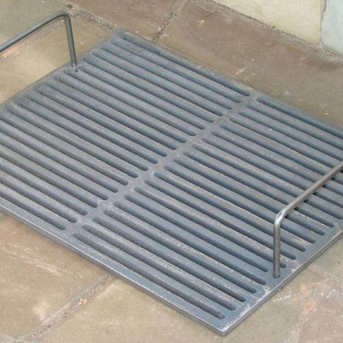 H0431 - Чугунная решетка для гриля