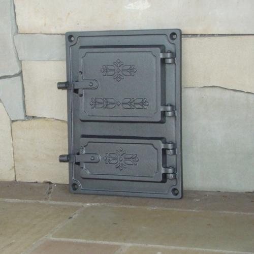 H1605 - Дверца топки с люком для золы