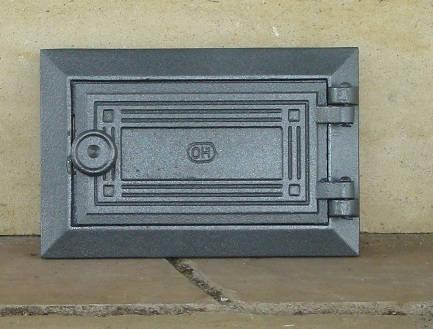 H1706 - Чугунная дверца печки МИНИ