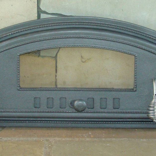 H1005 - Дверца со стеклом левая