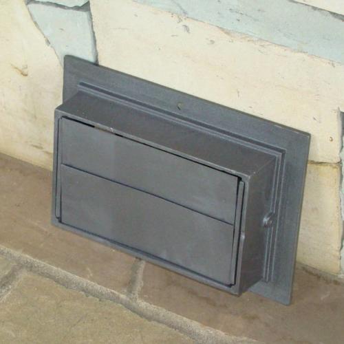 H3701 - Чугунная вентиляционная решетка