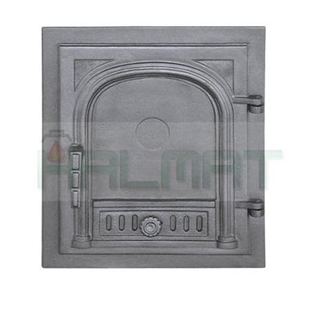 H1502 - Чугунная дверца печки