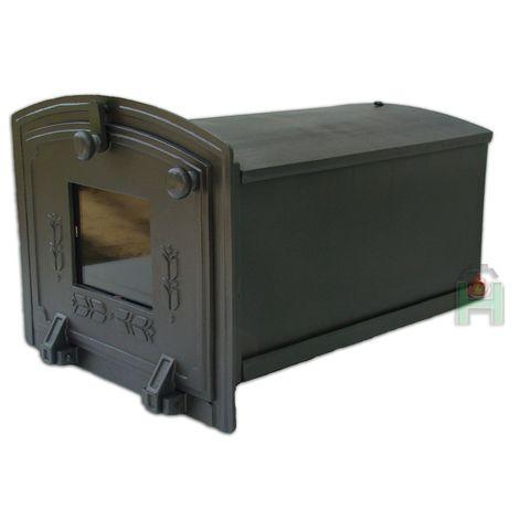 H1903 - Духовка с откидной дверцей и стеклом