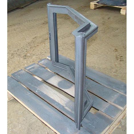 H0324 - Дверца со стеклом