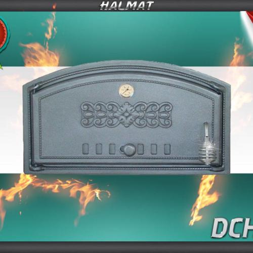 H1003 - Дверца глухая левая с термометром