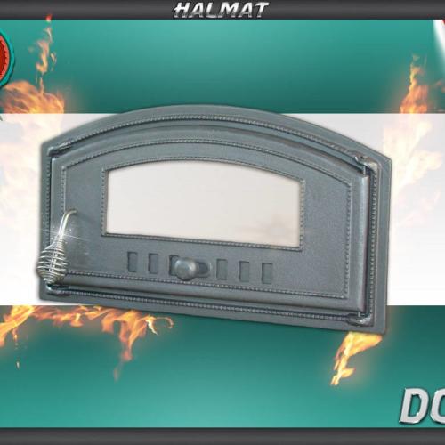 H1006 - Дверца со стеклом правая