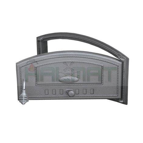 H1010 - Дверца чугунная глухая правая
