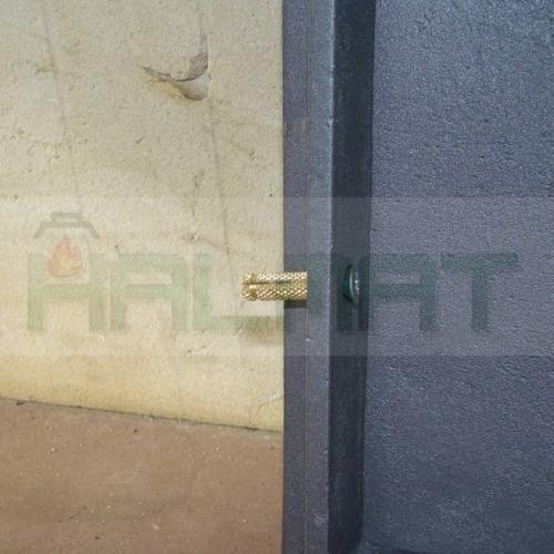H1513 - Дверца глухая правая с зольником