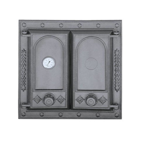 H1518 - Дверца глухая с термометром