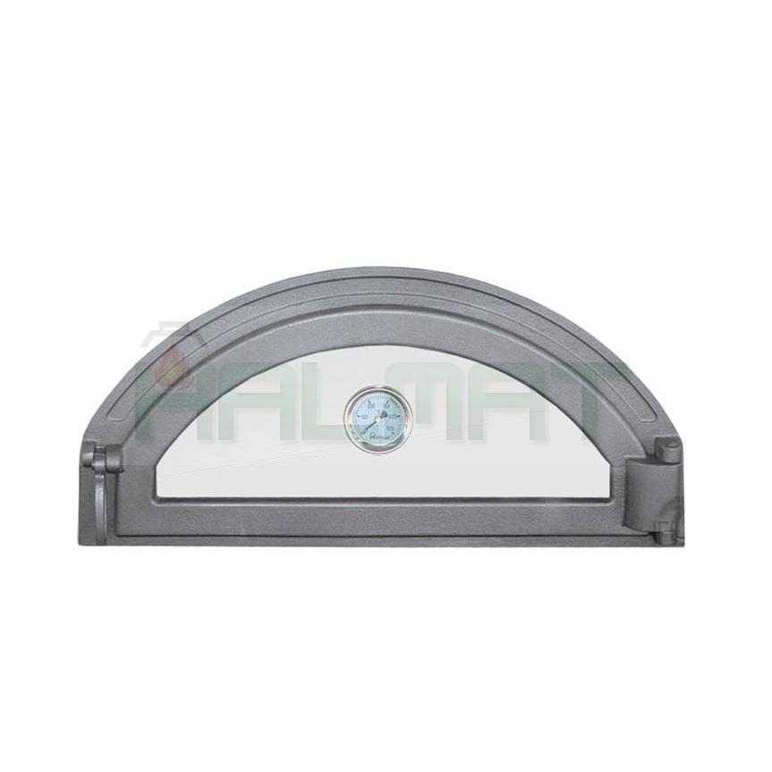 H2216 Дверца со стеклом Пицца 8T