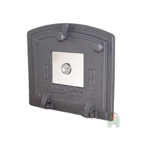 H1810 - Дверца духовки со стеклом и термометром откидная