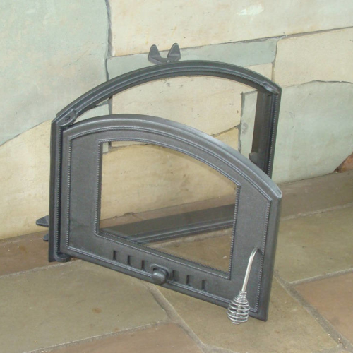 H1205 - Дверца со стеклом левая