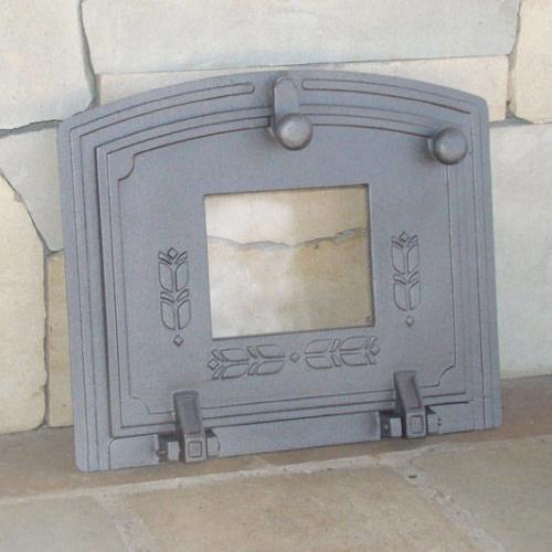 H1809 - Дверца духовки со стеклом откидная