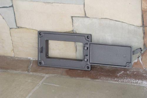 H1604 - Дверца зольника
