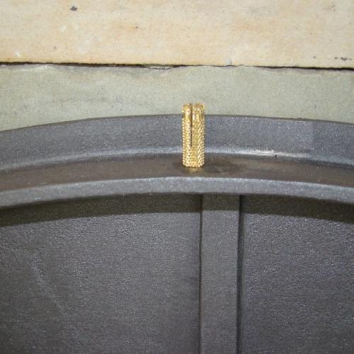 H2001 - Дверца двустворчатая глухая ГРЕЦИЯ 1