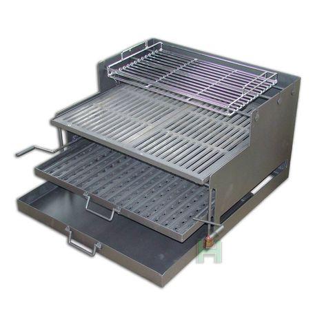 H2931 - Гриль-печь II с регулировкой высоты решетки