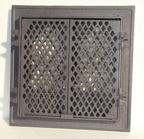 H0304 - Дверца двустворчатая ЛИТВА II